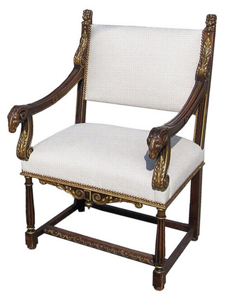 # 4246 Empire Armchair