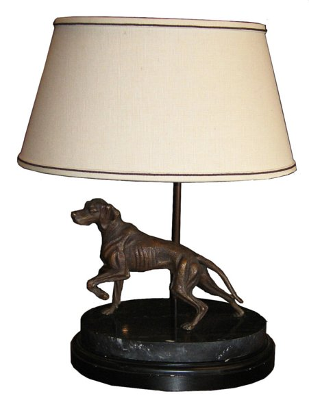 # 4228 Vienna Bronze Lamp