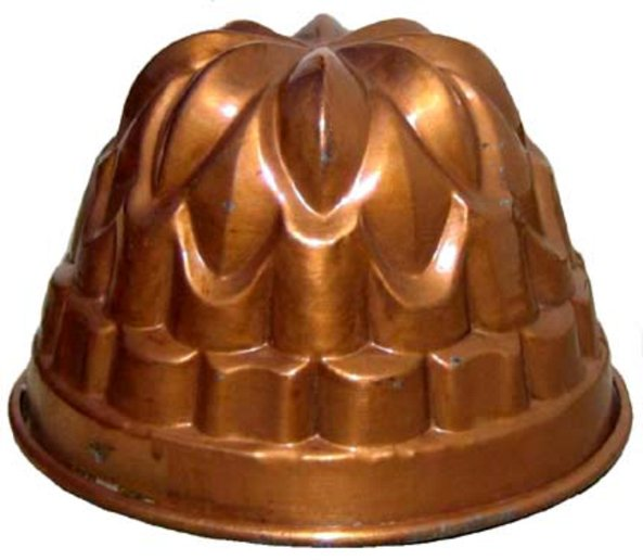 # 3700 Copper Mold