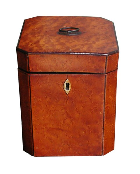 # 3189 Bombay Tea Caddy