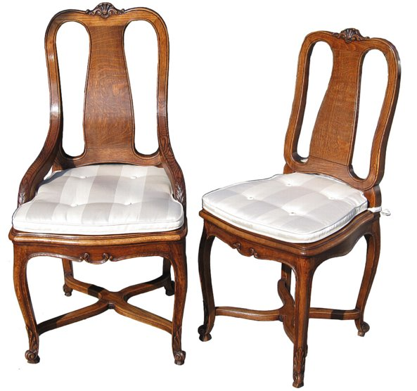 # 4276 Set of Eight Chairs