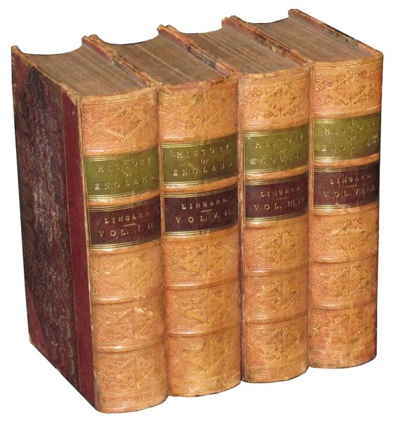 # 2156 Set of 4 History of England Books