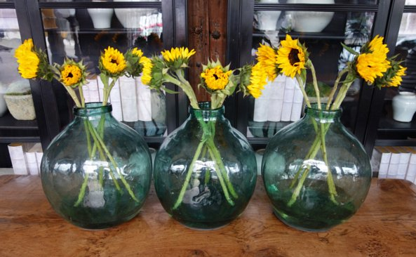 # 5162 Hand Blown Glass Jug