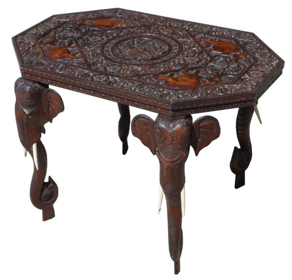 # 5177 Elephant Table