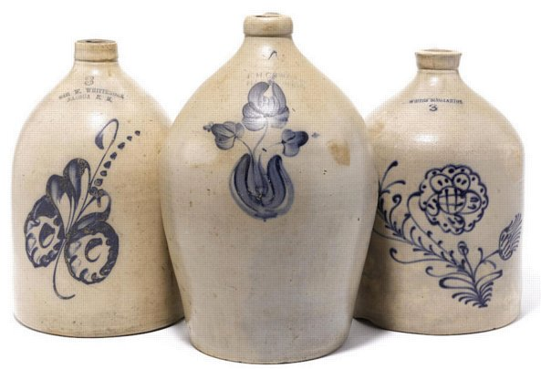 # 5207 Set of Three Jugs