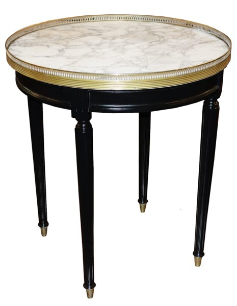# 5378 Neoclassical Bouillotte Table