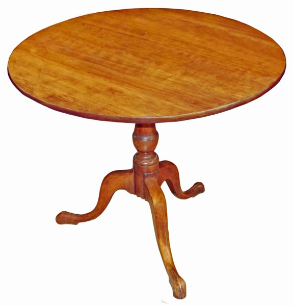 # 5419 Tilt Top Tea Table