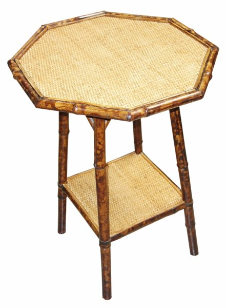 # 5475 Bamboo Side Table