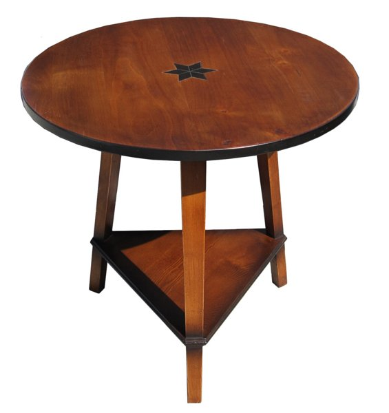 # 4359 Round Cricket Table